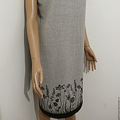 """Одежда ручной работы. Ярмарка Мастеров - ручная работа платье """" лунная трава"""". Handmade."""