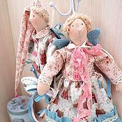 Куклы и игрушки handmade. Livemaster - original item Cozy toys Splyushki, a gift for a calico wedding. Handmade.