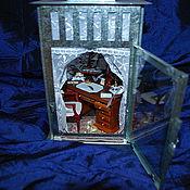 """Куклы и игрушки ручной работы. Ярмарка Мастеров - ручная работа Миниатюра """"Кабинет"""". Handmade."""