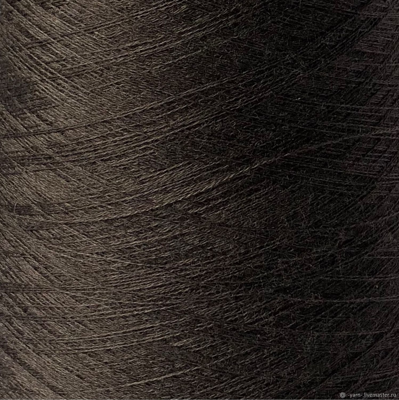 Пряжа Кашемир шёлк Jaipur коричневый – купить на Ярмарке Мастеров – M5ORURU | Пряжа, Санкт-Петербург