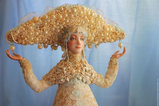 Коллекционные куклы ручной работы. Ярмарка Мастеров - ручная работа. Купить Ванильное Небо. Handmade. Кукла в подарок, ЛивингДолл