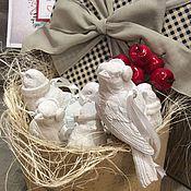 Подарки к праздникам ручной работы. Ярмарка Мастеров - ручная работа Набор елочных игрушек N 27. Handmade.