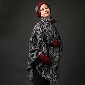 Coats handmade. Livemaster - original item Poncho