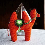 Куклы и игрушки handmade. Livemaster - original item Camel-two-humped ship of the desert.. Handmade.