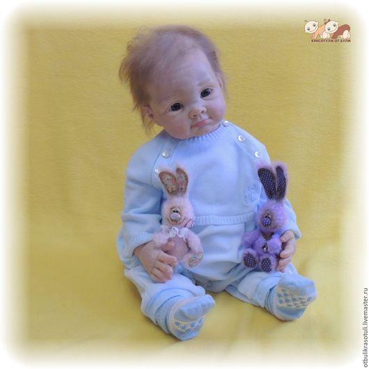 Куклы-младенцы и reborn ручной работы. Ярмарка Мастеров - ручная работа. Купить БиБи. Handmade. Разноцветный, биби, красотули от були