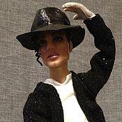 Куклы и игрушки ручной работы. Ярмарка Мастеров - ручная работа Billie Jean Кукла с портретным сходством. Handmade.