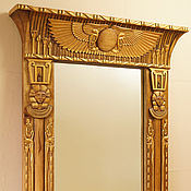 Для дома и интерьера handmade. Livemaster - original item Frame for a mirror