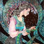 Малахитовая шкатулка - Ярмарка Мастеров - ручная работа, handmade