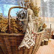 Куклы и игрушки ручной работы. Ярмарка Мастеров - ручная работа Ангел добрых снов. Кукла для себя любимой.. Handmade.