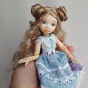 Куклы и игрушки handmade. Livemaster - original item Nicole jointed doll. Handmade.