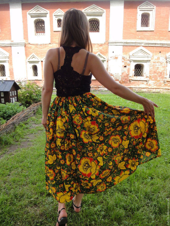 Одежда для дома с юбками
