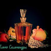 """Духи ручной работы. Ярмарка Мастеров - ручная работа """" Пламя Саламандры"""" Авторский парфюм.. Handmade."""