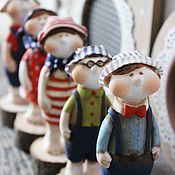 Куклы и игрушки ручной работы. Ярмарка Мастеров - ручная работа Кукла-Кулёма. Handmade.