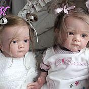 Куклы и игрушки ручной работы. Ярмарка Мастеров - ручная работа Алина и Ангелина. Handmade.