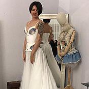 Одежда handmade. Livemaster - original item Corsets: slimming corset in a La Russe style. Handmade.