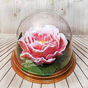 handmade. Livemaster - original item Peony handmade soap flowers romance March 8. Handmade.