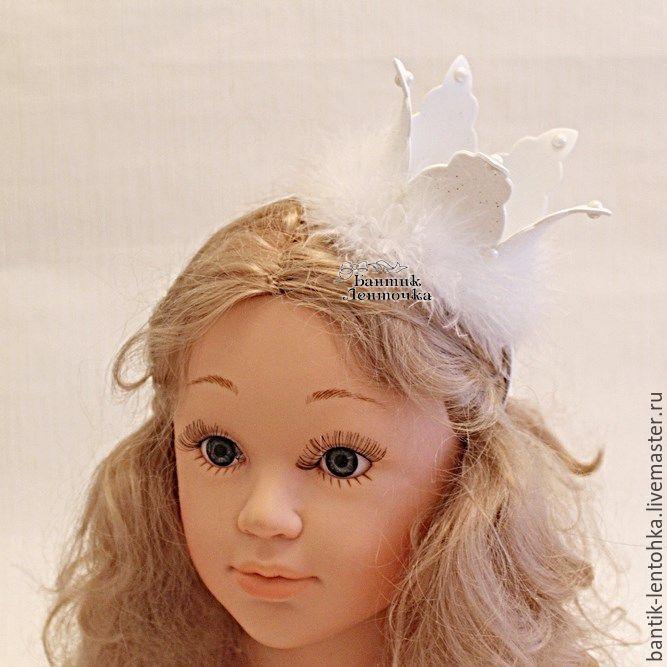Crown of tameran 'Princess' white, Tiaras, Moscow,  Фото №1