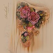 Одежда ручной работы. Ярмарка Мастеров - ручная работа Платье Mon cherie, cherie 4. Handmade.
