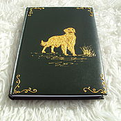 Подарки к праздникам handmade. Livemaster - original item The diary painted a