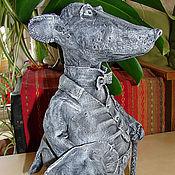 """Для дома и интерьера ручной работы. Ярмарка Мастеров - ручная работа """"Респектабельный Крыс"""". Handmade."""