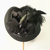 handmade. Livemaster - original item Small hat