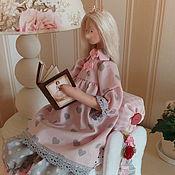Куклы и игрушки ручной работы. Ярмарка Мастеров - ручная работа Перед сном. Handmade.