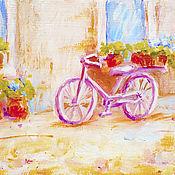 """Картины и панно ручной работы. Ярмарка Мастеров - ручная работа картина """"Прованские истории"""". Handmade."""