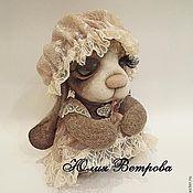 Куклы и игрушки ручной работы. Ярмарка Мастеров - ручная работа Жанель ,ванильная булочка. Handmade.