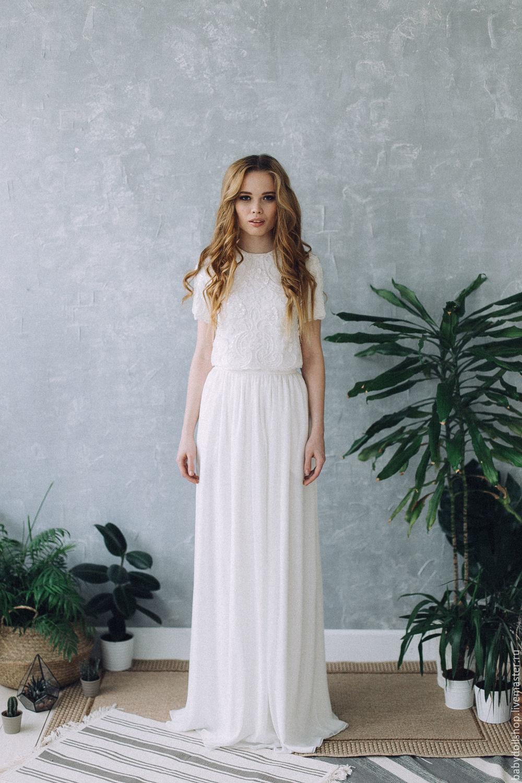 Белое Кружевное Платье Купить Интернет Магазин