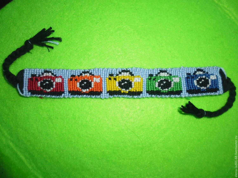 Фенечки из мулине имена фото схема