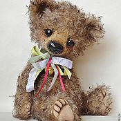 """Куклы и игрушки ручной работы. Ярмарка Мастеров - ручная работа Медвежонок """"Боря"""". Handmade."""
