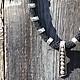 Колье с подвеской `Casual` Колье крупное Колье купить Колье под шейку Этнические украшения Этно стиль Колье подарок для девушки женщины