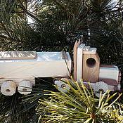 Техника, роботы, транспорт ручной работы. Ярмарка Мастеров - ручная работа Тягач с фургоном. Handmade.