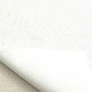 Материалы для творчества ручной работы. Ярмарка Мастеров - ручная работа Ткань натуральная трикотаж джерси молочный. Handmade.