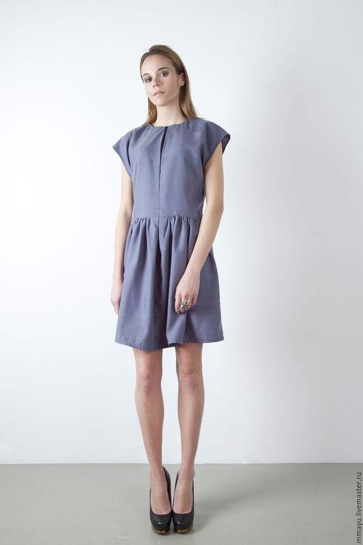 Платья ручной работы. Ярмарка Мастеров - ручная работа. Купить Платье в стиле Кежуал. Handmade. Платье, свободное платье
