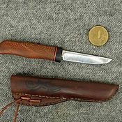 """Украшения ручной работы. Ярмарка Мастеров - ручная работа """"Киса""""  нож кулон, подвеска, сумочник. Handmade."""