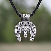 Украшения handmade. Livemaster - original item Moon girl White Goddess 925 silver. Handmade.