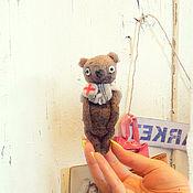 Куклы и игрушки ручной работы. Ярмарка Мастеров - ручная работа ONLY KINGS bear 367. Handmade.