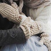 Свадебный салон handmade. Livemaster - original item Kit accessories for a winter wedding. Handmade.