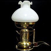 Винтаж handmade. Livemaster - original item Table lamp in the form of a teapot. Handmade.