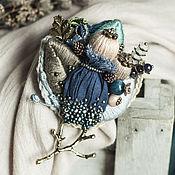 """Украшения ручной работы. Ярмарка Мастеров - ручная работа Брошь """"Полевые цветы"""". Handmade."""