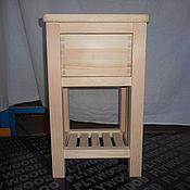 Для дома и интерьера handmade. Livemaster - original item Stool in the hallway. Handmade.