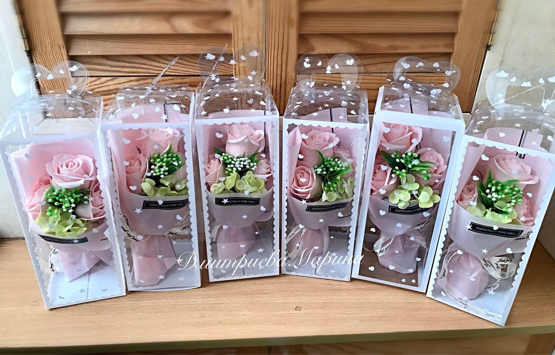 Букет из мыльных роз «Мини», Букеты, Москва,  Фото №1
