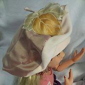 Работы для детей, ручной работы. Ярмарка Мастеров - ручная работа Берет гриб Поганка / сыроежка/ волнушка / лисичка. Handmade.
