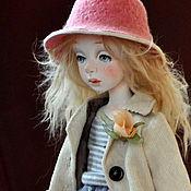 Куклы и игрушки ручной работы. Ярмарка Мастеров - ручная работа Коллекционная кукла Ариша. Handmade.