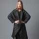 Пальто `Бизнес леди` из кашемира, мохера и шерстипальто оверсайз в наличии и на заказ. пошив пальто в короткий срок персонально