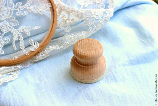 Вышивка ручной работы. Ярмарка Мастеров - ручная работа. Купить Спонж деревянный, Франция. Handmade. Деревянный, люневильский крючок