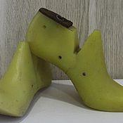 Материалы для творчества ручной работы. Ярмарка Мастеров - ручная работа Колодки обувные женские под каблук. Handmade.