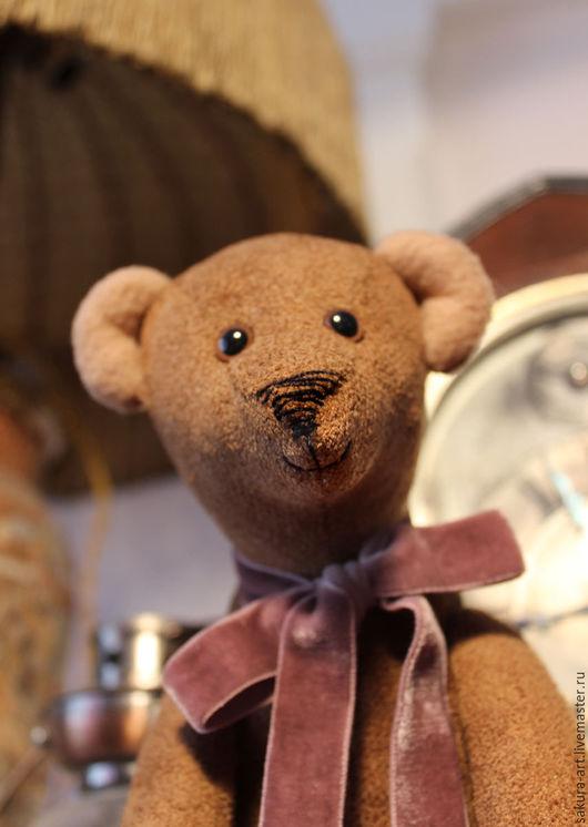 Мишки Тедди ручной работы. Ярмарка Мастеров - ручная работа. Купить Мишка Тедди. Handmade. Коричневый, медведь ручной работы