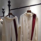 Одежда ручной работы. Ярмарка Мастеров - ручная работа Коллекционный костюм. Handmade.